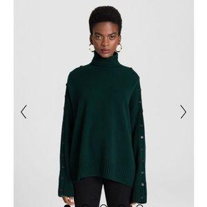 ALC oversized Crosley Sweater size small